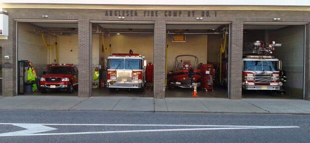 Anglesea Volunteer Fire Company No. 1 Fire Station