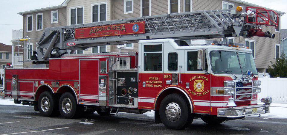 Anglesea Volunteer Fire Company No. 1 Ladder 250